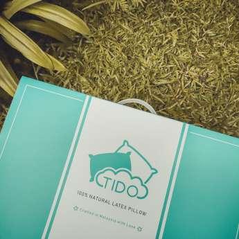 TIDO 100%天然乳胶枕