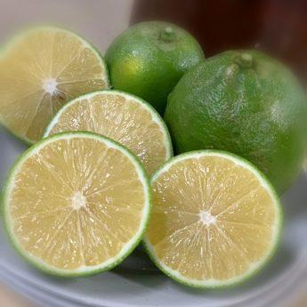 山顶青柠檬